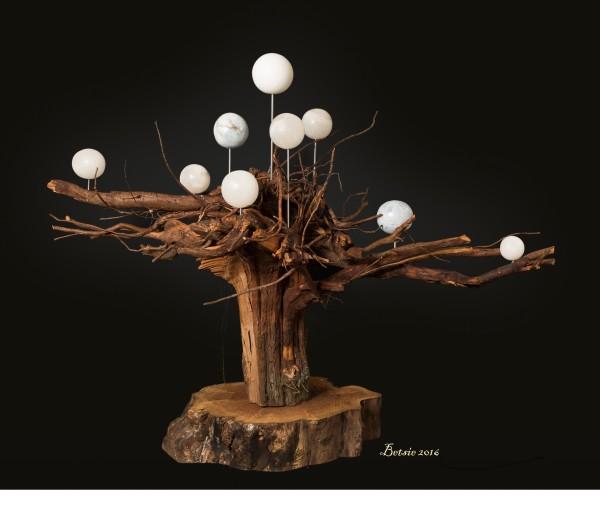 De Levensboom met zijn planeten